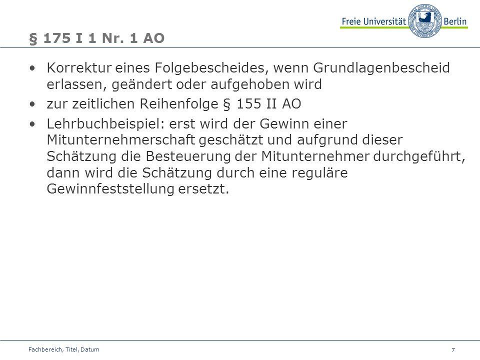 Vorlesung Steuerverwaltungsrecht Dienstag, den 7./14. Mai ppt video ...