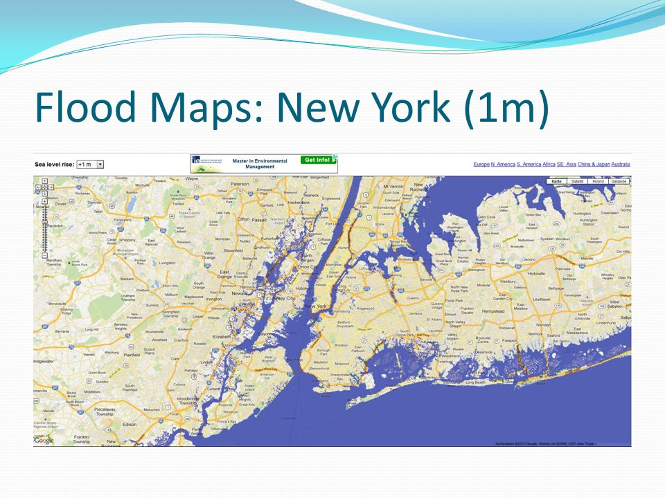 Flood Maps: New York (1m)