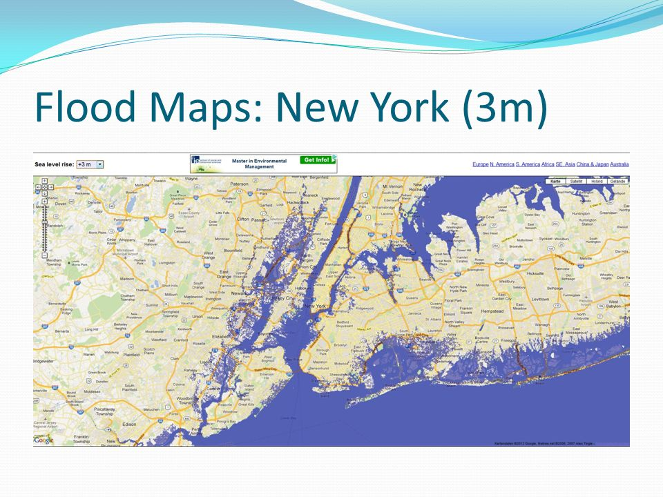 Flood Maps: New York (3m)