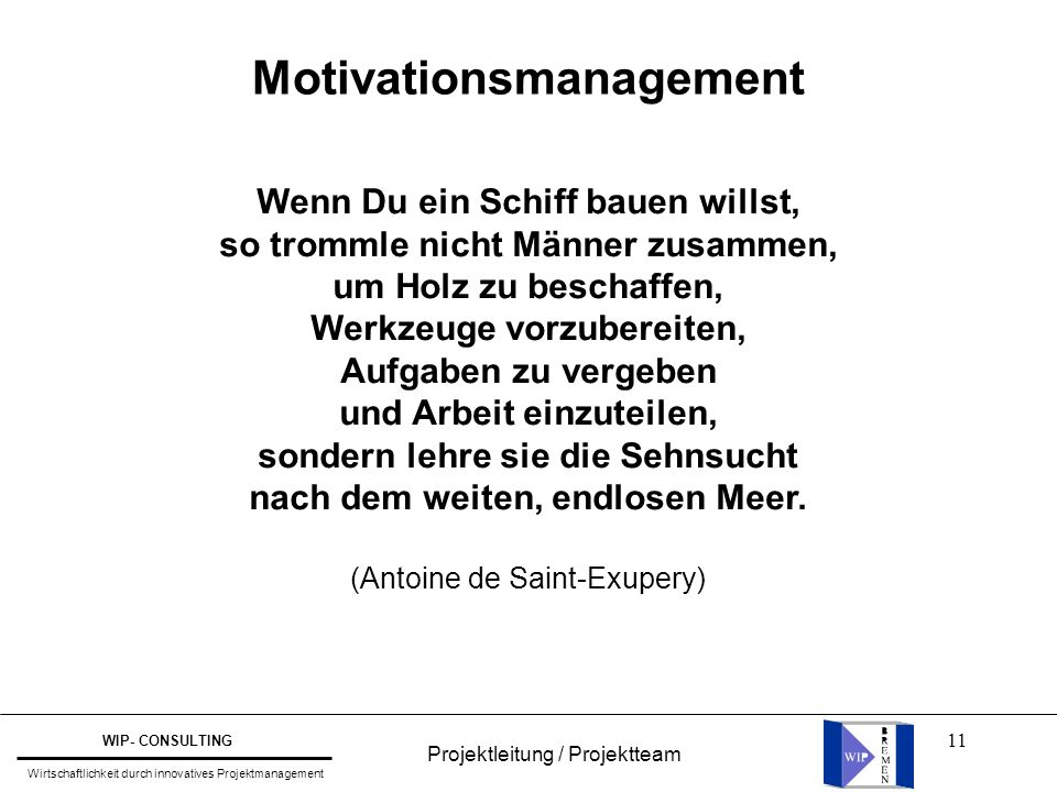 Motivationsmanagement