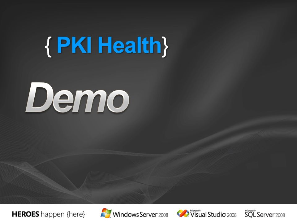 Demo { PKI Health} 3/28/2017 8:11 PM