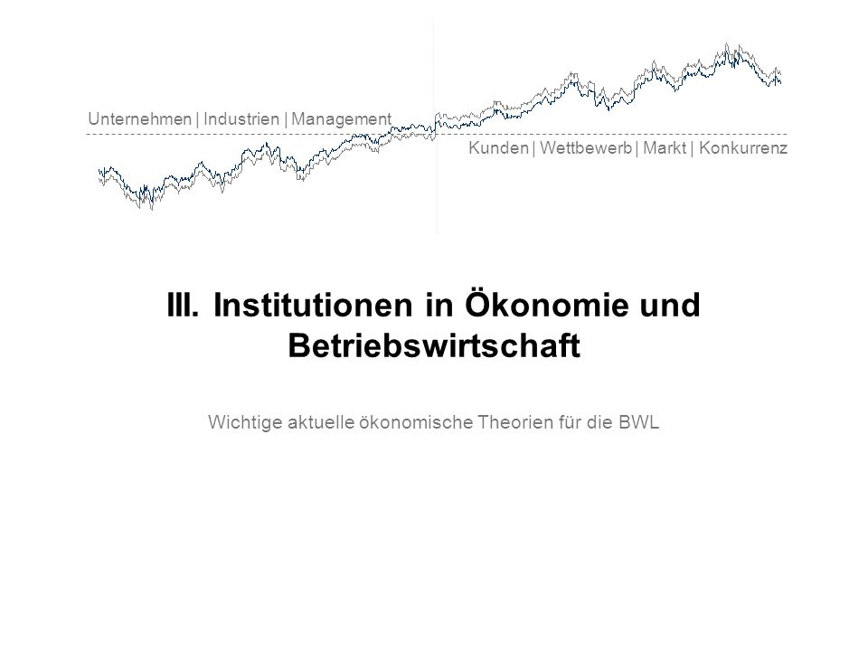 Institutionentheorie