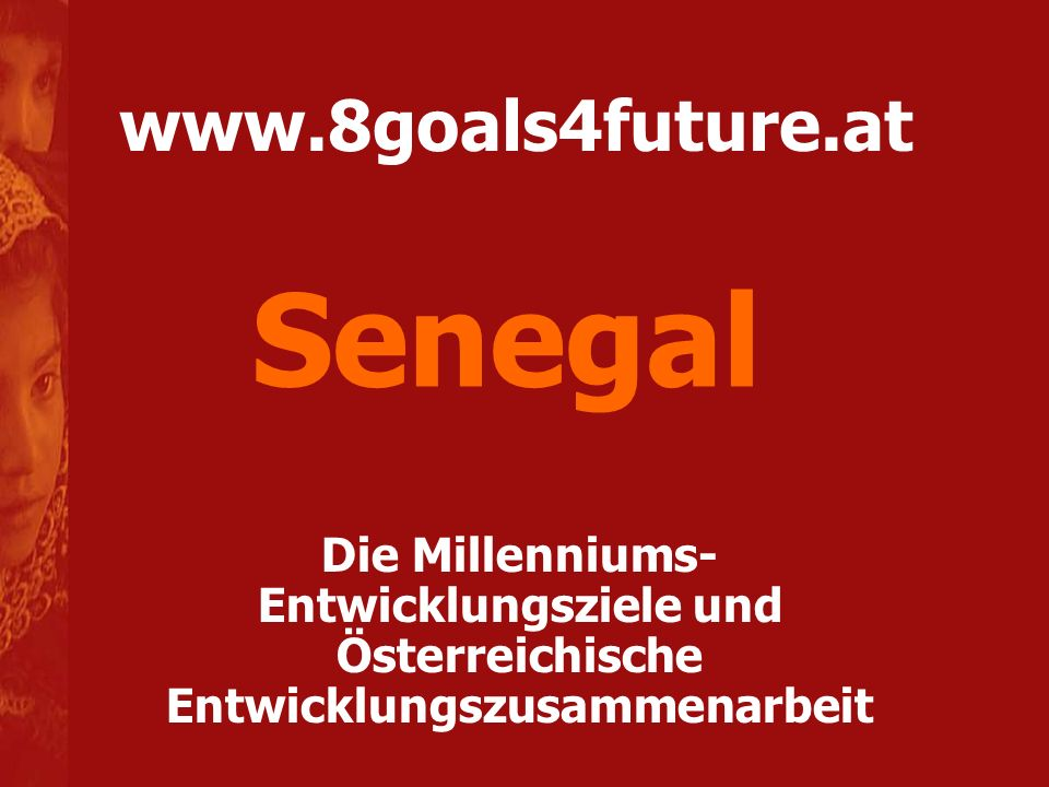 Senegal www.8goals4future.at