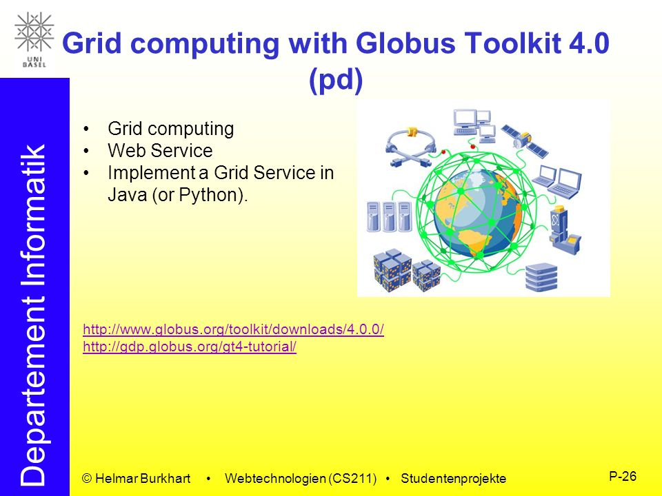 Grid computing with Globus Toolkit 4.0 (pd)