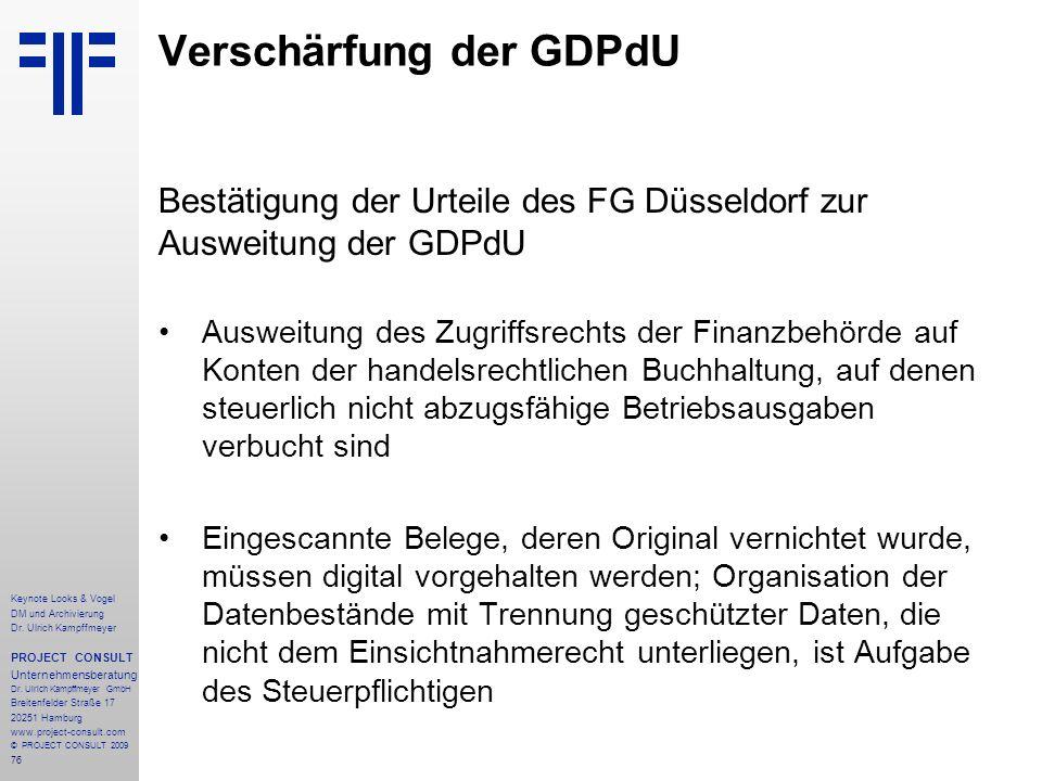 Dr. Ulrich Kampffmeyer Keynote Tag der offenen Tür, Looks & Vogel ...