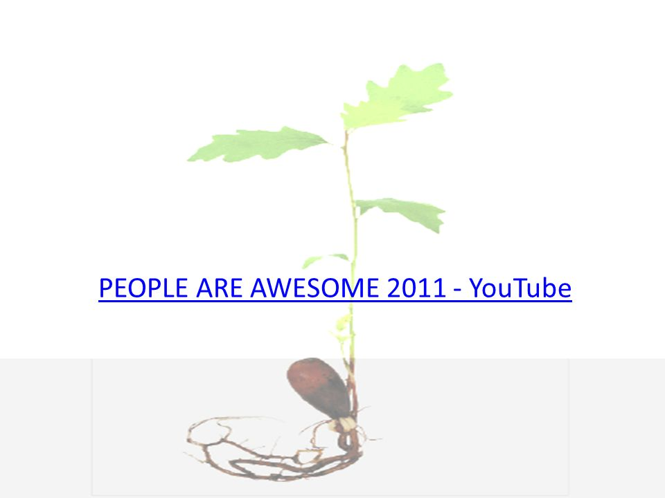 PEOPLE ARE AWESOME 2011 - YouTube