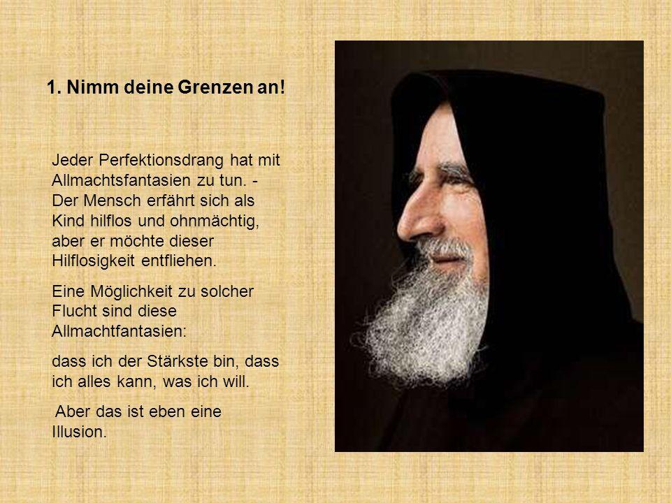 Tipps von Pater Anselm Grün - ppt video online herunterladen