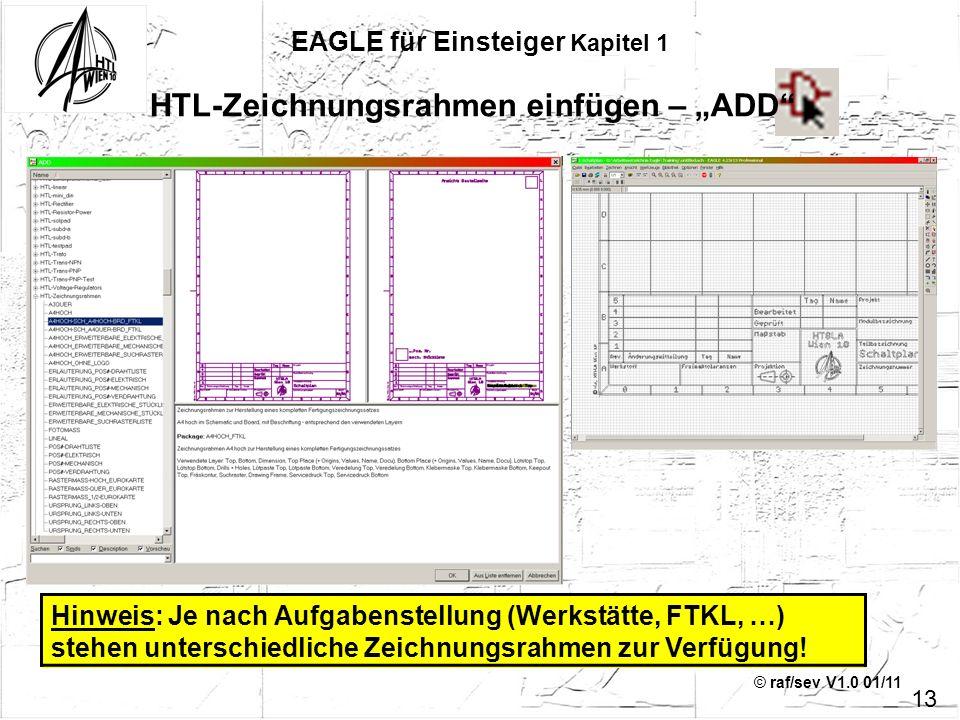 EAGLE Kurzdokumentation, - ppt herunterladen