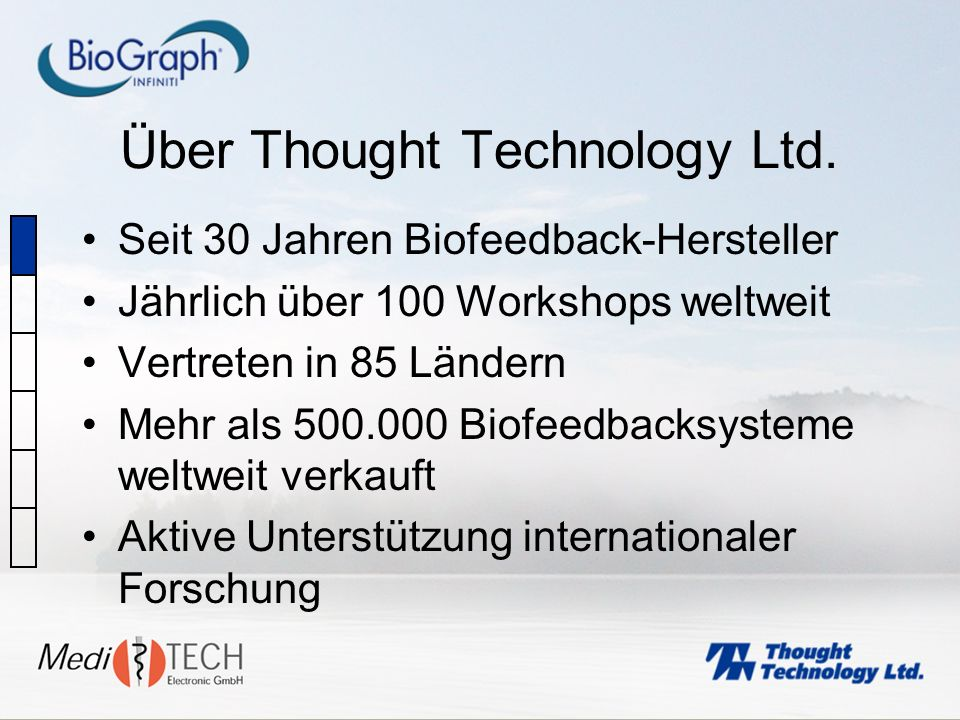 Über Thought Technology Ltd.
