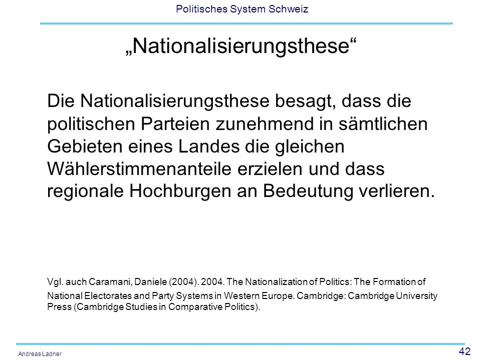 """Nationalisierungsthese"