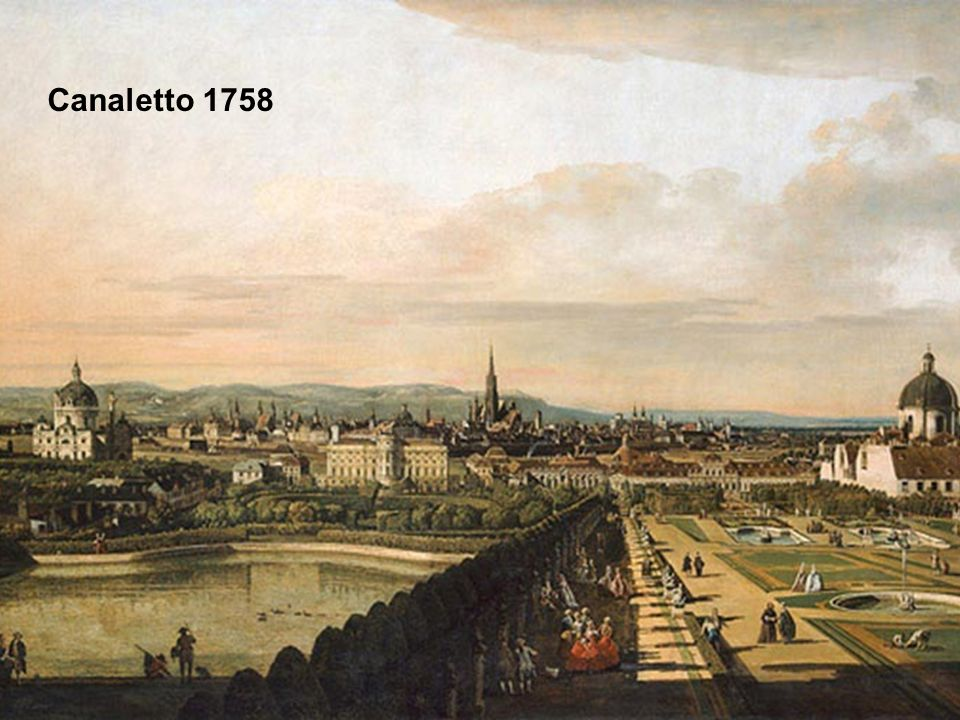 Canaletto 1758