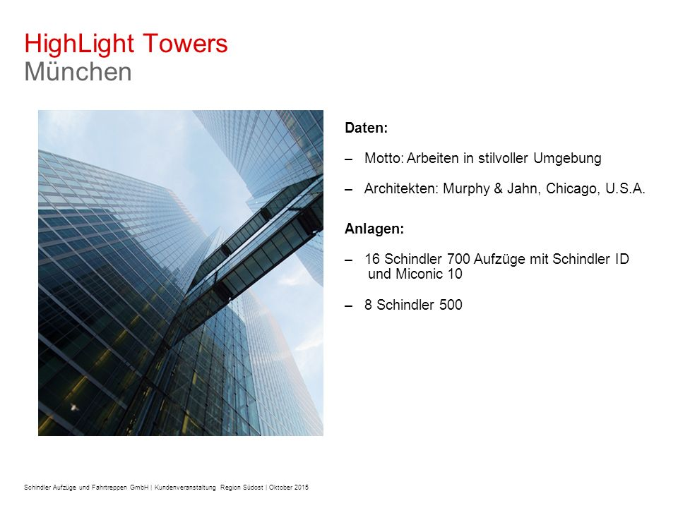 HighLight Towers München