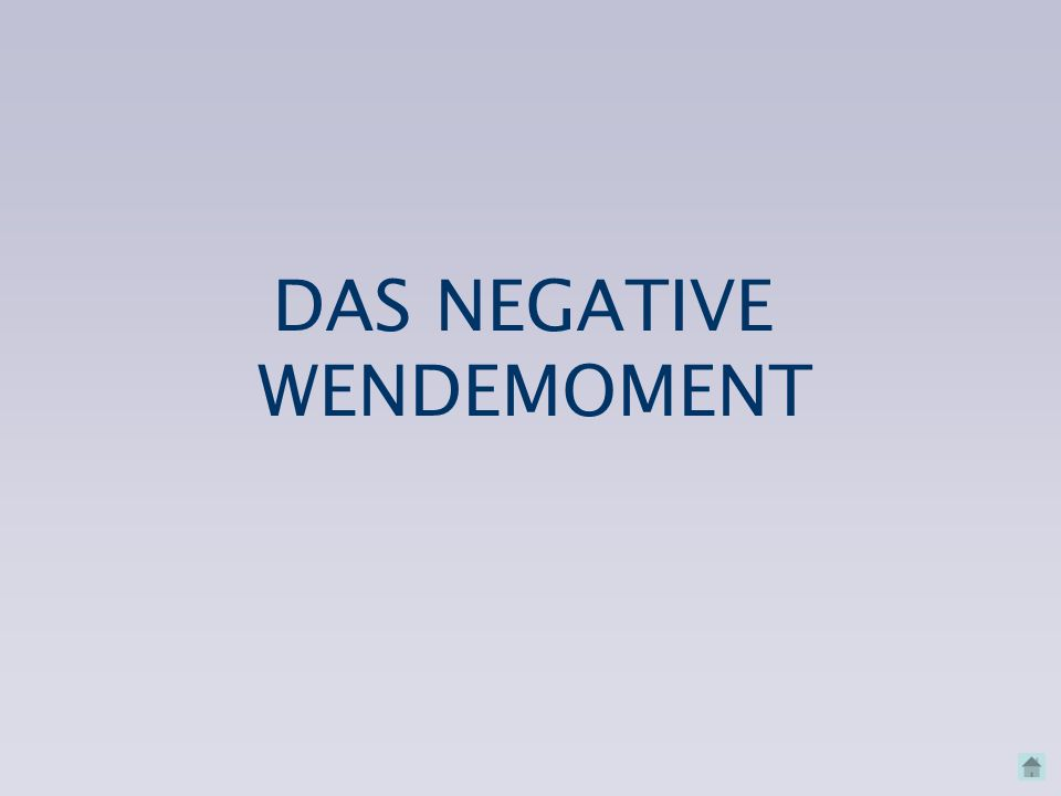 DAS NEGATIVE WENDEMOMENT